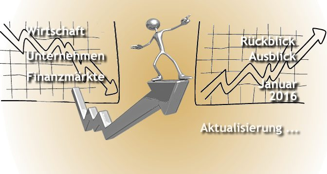 Wirtschaftsanalysen aktualisiert