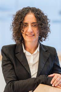Koordinatorin Fotini Curti