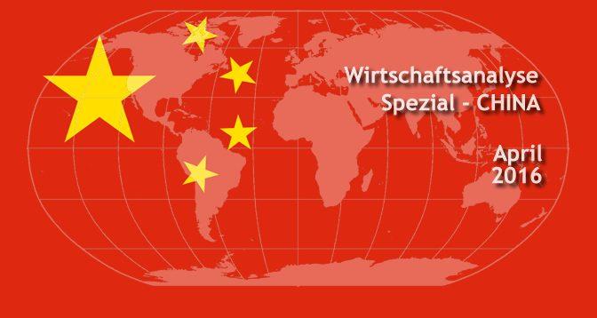 Wirtschaftsanalyse 2016   Schwerpunkt China