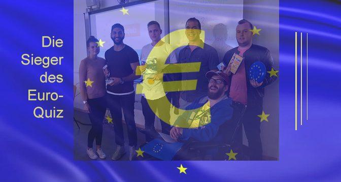 Euroquiz – ein Beitrag zum EU-Verständnis