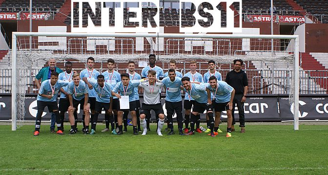 Inter BS11 –  Saisonstart – Do., 28.09.2017 14:30 h