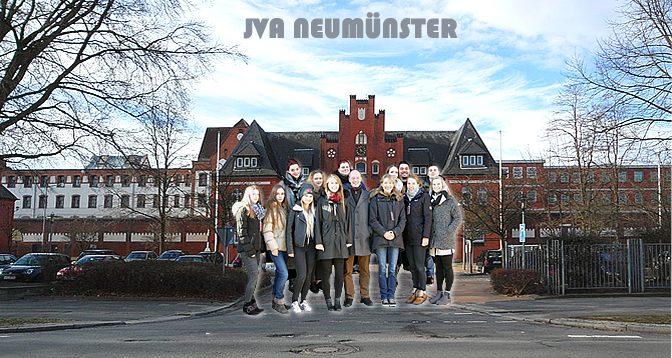 Exkursion in die JVA Neumünster | Nov. 2017