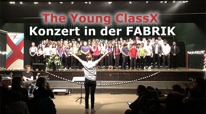 The Young Class X | Stadtteilkonzert | 21.03.2018