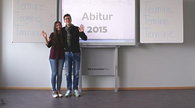 S4/Abiturtermine 2015!