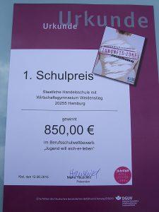 DGUV_Wettbewerb2015_Urkunde