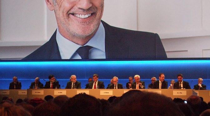 Hauptversammlung der Fielmann AG