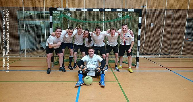 BS11-Cup 2016 | Wann? 26.02. – 04.03.2016