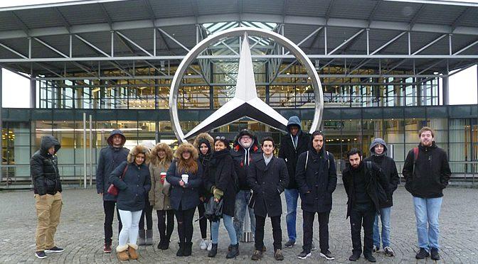 Werksbesichtigung Mercedes in Bremen