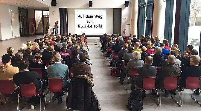 Die Konferenz zum Leitbild der BS11