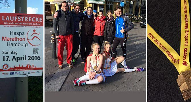 Schule…läuft! – der 31. Haspa-Marathon
