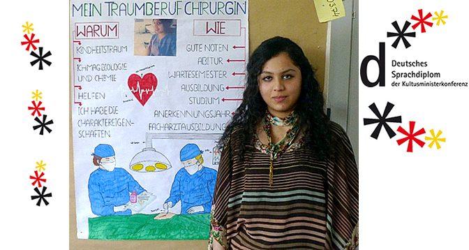 Deutsches Sprachdiplom für junge Zuwanderer
