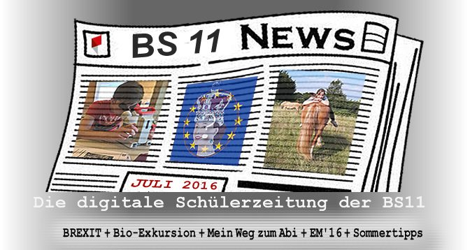 BS11 NEWS | JULI 2016