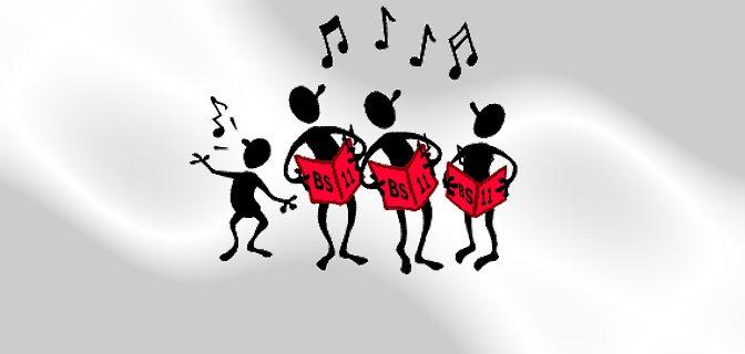 Ein Chor für die BS11 – um 9:30 h !!