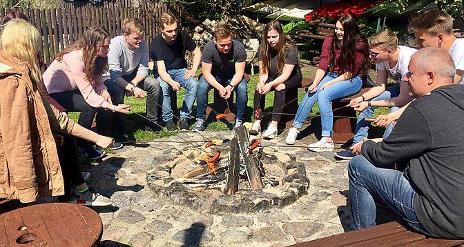 Deutsch-Polnischer Schüleraustausch Mai 2017