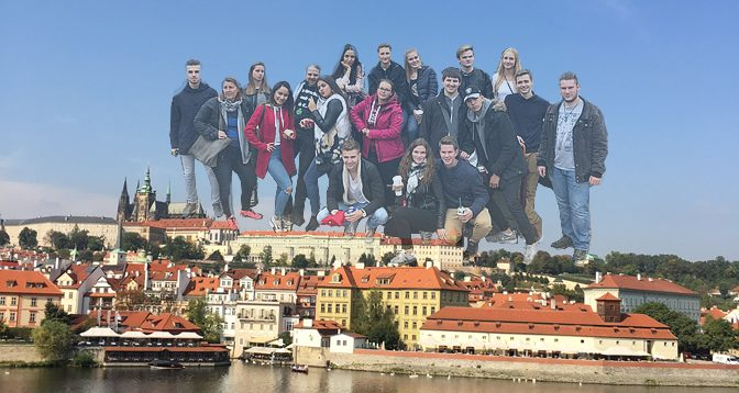 Klassenfahrt Prag 2017 | BG 18-4