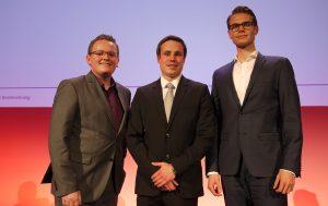 Unsere Besten: Paul Ole Gasthuber, Daniel Bollhorn, Björn Skulte