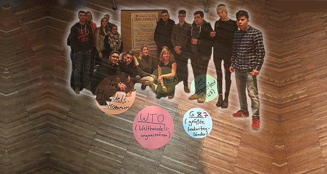 "Geographieexkursion ""Fairer Handel"" | Dez. 2017"