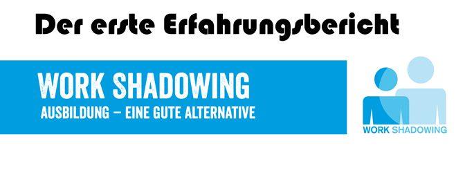 Workshadowing | Erste Erfahrungen | Notariatsfachangestellte