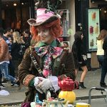 Camden Town – you can find crazy people all over the place …