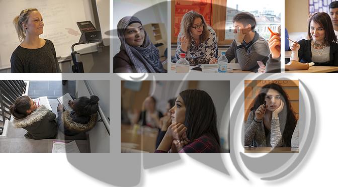 #HERFACE – Ein Fotoprojekt von Frauen über Frauen