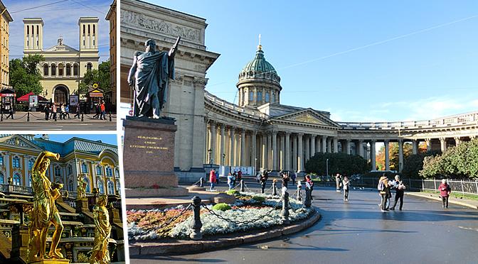 Auslandspraktikum St. Petersburg | Okt. 2018