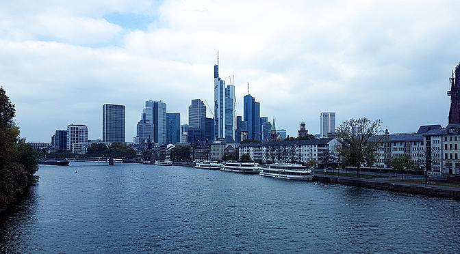 Studienfahrt Frankfurt | Okt. 2018