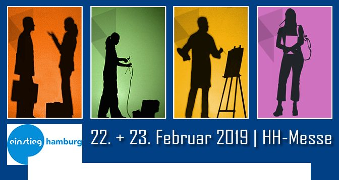 MESSE EINSTIEG | Fr. 22.02. & Sa. 23.02.2019