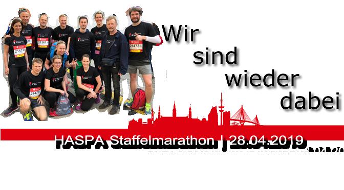 HASPA Staffelmarathon | So., 28.04.2019 | 9:00h