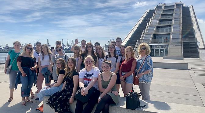 Deutsch-Polnischer Schüleraustausch   2019