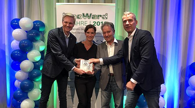 InnoWard 2019 | BS11 gewinnt 1. Preis
